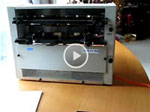Demo Video for ERSO 1005 FB Business Card Slitter