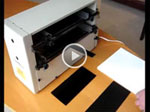 Demo Video for ERSO 1204 MC Business Card Slitter